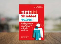 Shielded voices: Lived experiences during the early stages of the COVID-19 pandemic